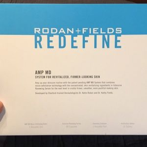 Skin care set by Rodan and Fields